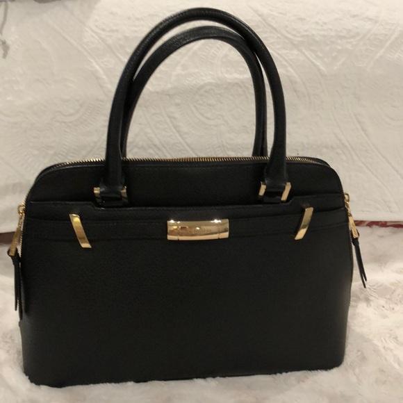 ddbe66c7008 Calvin Klein Bags | Black Purseshoulder Bag | Poshmark